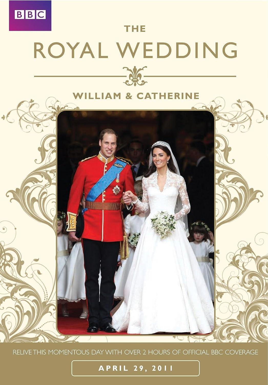 Amazon.com: The Royal Wedding: William & Catherine: Various: Movies & TV