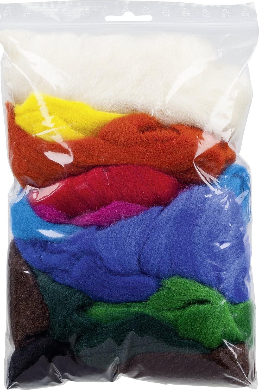 varios colores G/ütermann // Knorr Prandell 2506300 100 g Lana para manualidades