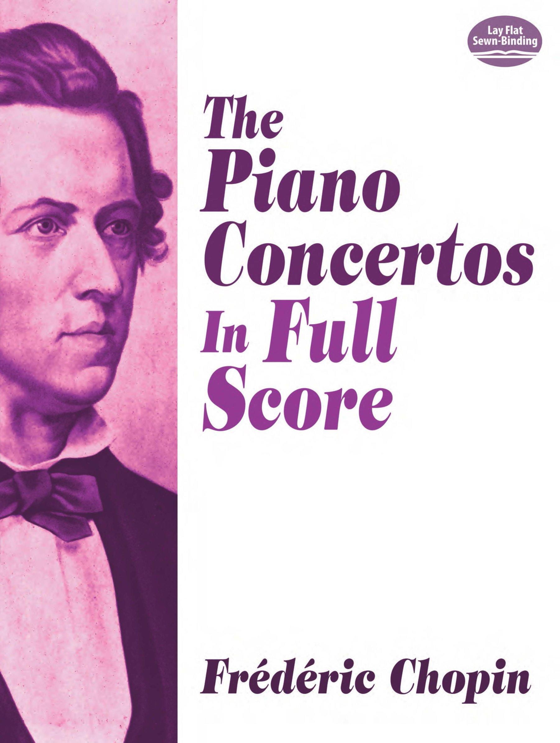 Read Online The Piano Concertos in Full Score (Dover Music Scores) pdf
