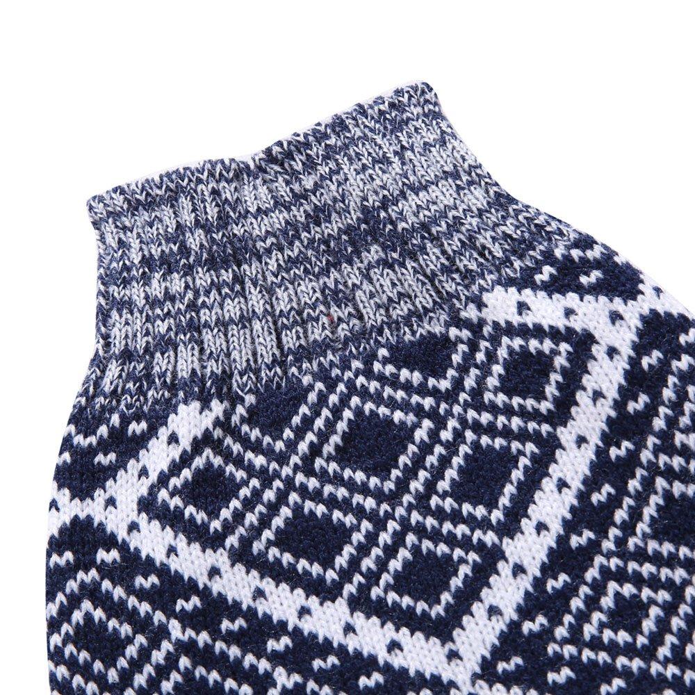 Pack de 2 suéteres de punto de perro, Nordic Fair Isle prendas de ...