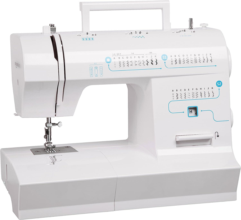 AmazonBasics - Máquina de coser doméstica multifunción: Amazon.es: Hogar