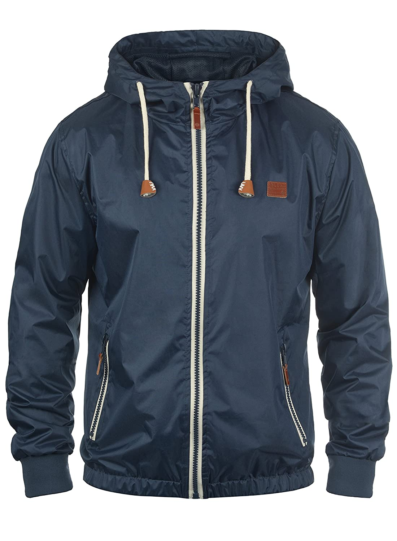 BLEND 20700040ME Men's Windbreaker Coat Jacket