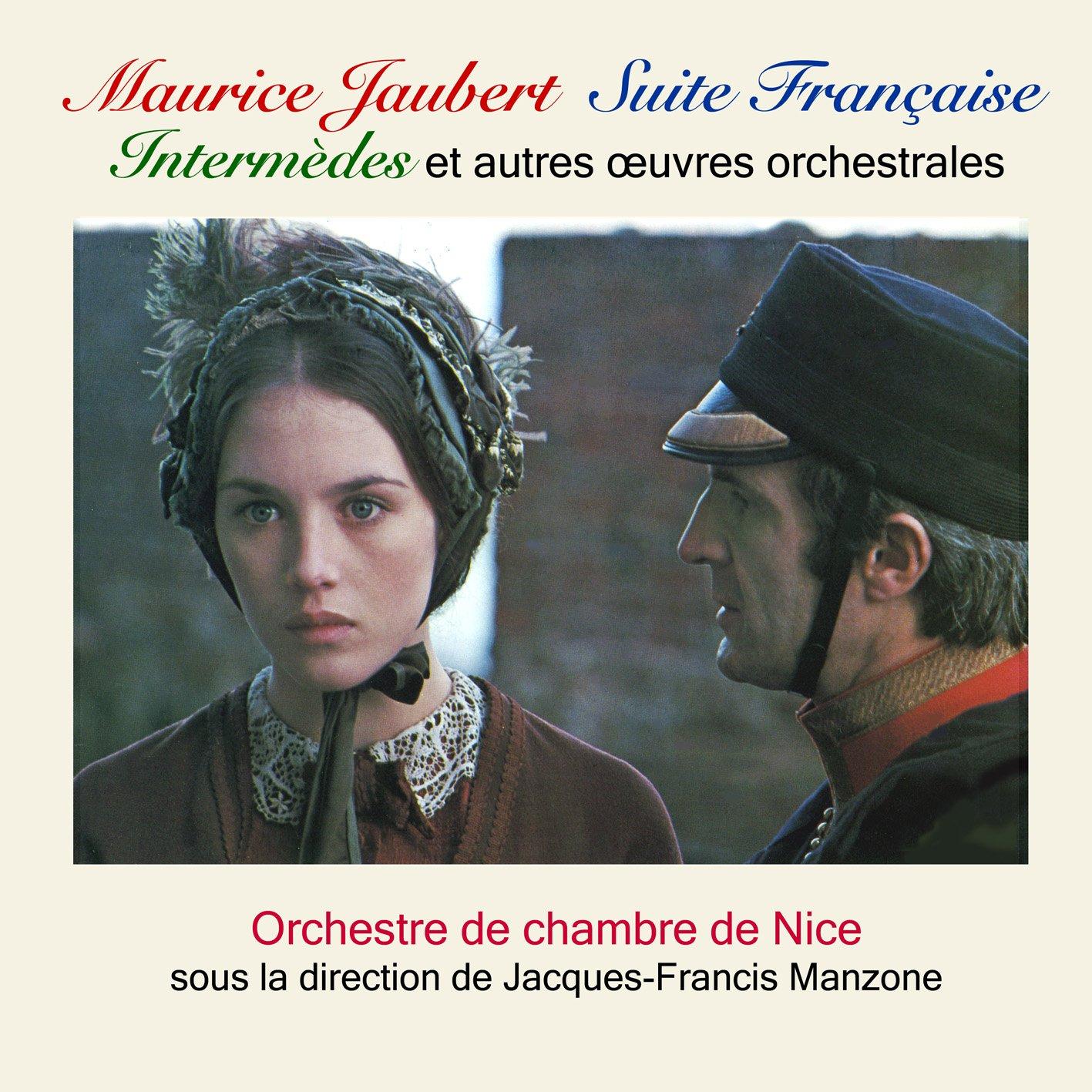 Suite Française, Intermèdes & Other Orchestral Works / Piano pieces