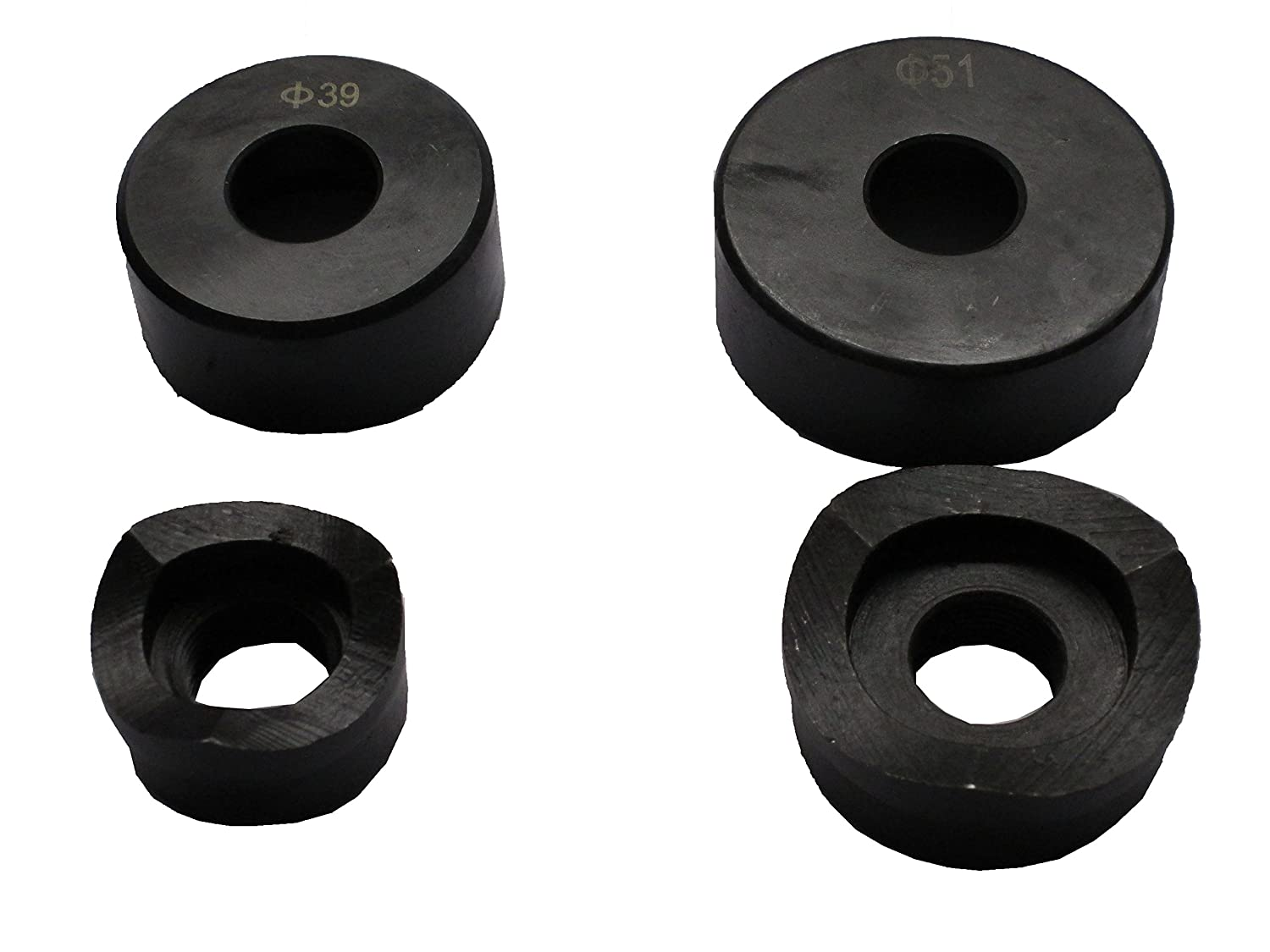 "2/"" A-SET 5//8/"" Hole Punch Knockout Die Set 16-51 mm"