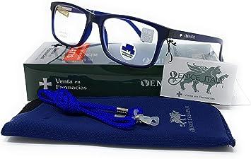 Tacto Goma Gafas con Filtro Anti Luz Azul para Ordenador UFFIZI 6 colores y 6 graduaciones Gafas de Presbicia o Lectura para Hombre y Mujer Patillas Flexibles y Cristales Anti-reflejantes