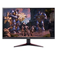 Acer Nitro VG240Y 23.8 inch Full HD IPS Monitor with FHD & AMD Radeon Freesync Technology (Black)