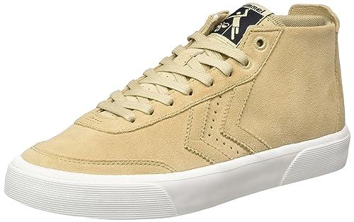Mixte Hautes Stockholm Suede Hummel MidSneakers Adulte vm8N0wynOP