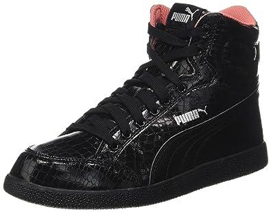 1db752b2fbc4ac Puma Ikaz Mid Serpent Jr Sneakers black Size  L