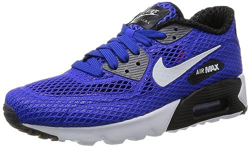 wholesale dealer 95edf aa2e6 Nike Air MAX 90 Ultra BR Plus QS, Zapatillas de Running para Hombre, Azul