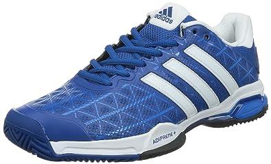 size 40 4750a 9dac5 adidas Barricade Club, Chaussures de Tennis Homme, Blau (EQT S16 Ftwr White