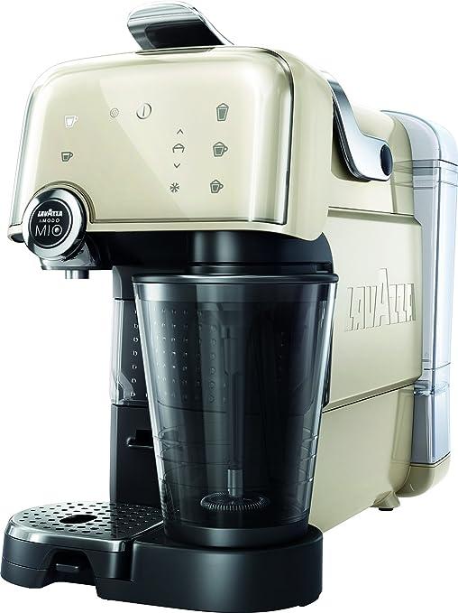 Lavazza LM7000 Fantasia con vaporizador de leche integral, blanco ...