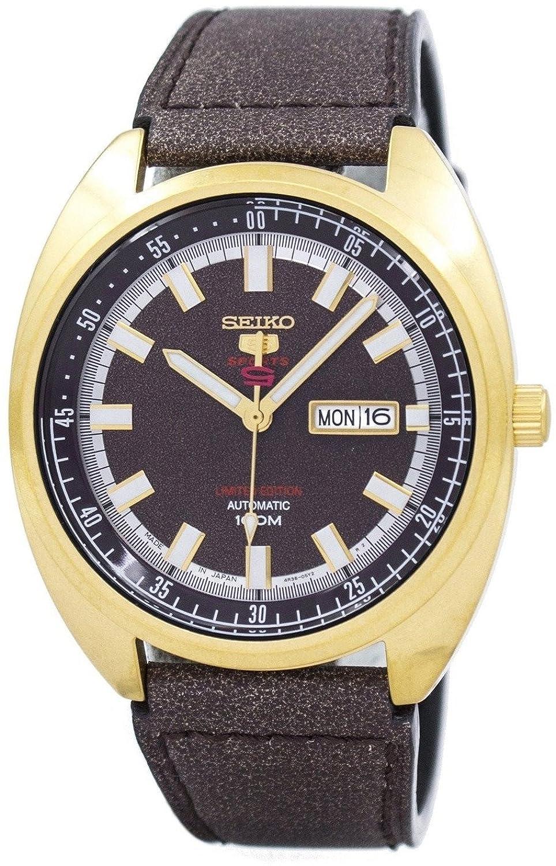 [セイコー]SEIKO 腕時計 5 SPORTS AUTOMATIC スポーツ オートマチック リミテッドエディション SRPB74J1 メンズ [並行輸入品] B07B4WRV3L