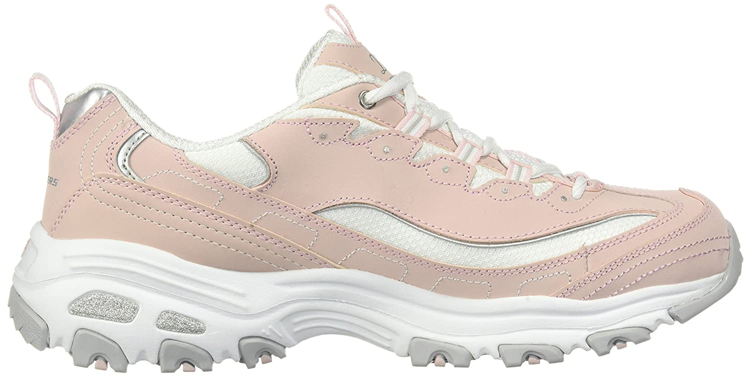 Skechers-D-039-Lites-Women-039-s-Casual-Lightweight-Fashion-Sneakers-Athletic-Shoes thumbnail 22