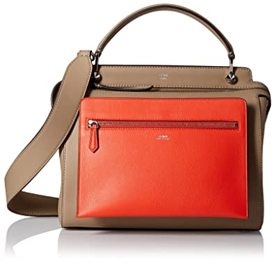 674ffef70c42 Fendi Women s Dotcom Handbag