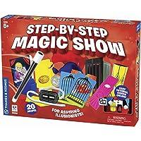 Thames & Kosmos Step-by-Step Magic Show Introductory Magic Kit