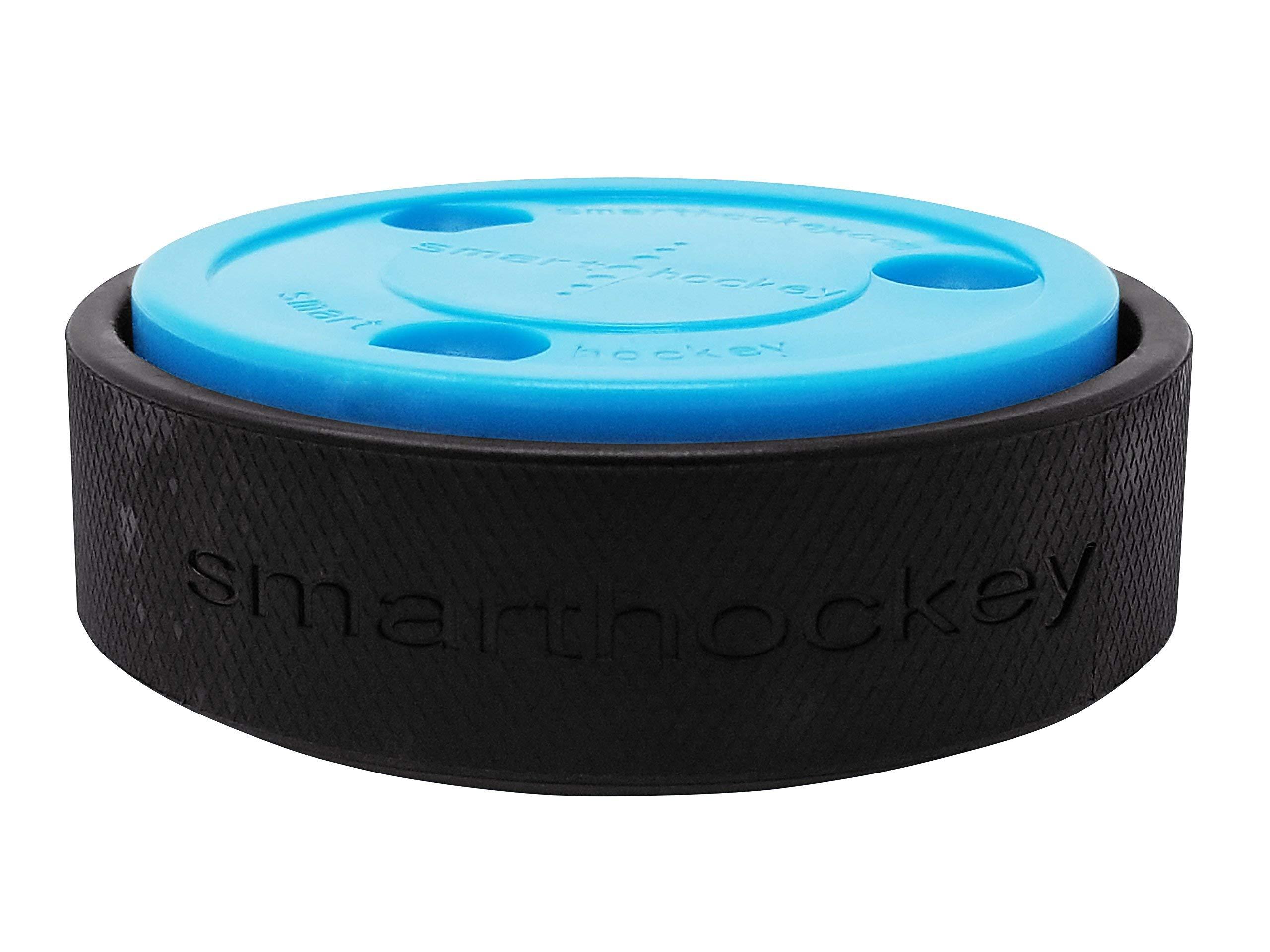 Smarthockey 4oz Slider Hockey Training Speed Puck - Blue 1-Pack