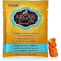 HASK Argan Oil Repairing Deep Conditioner Packet, 50 grams