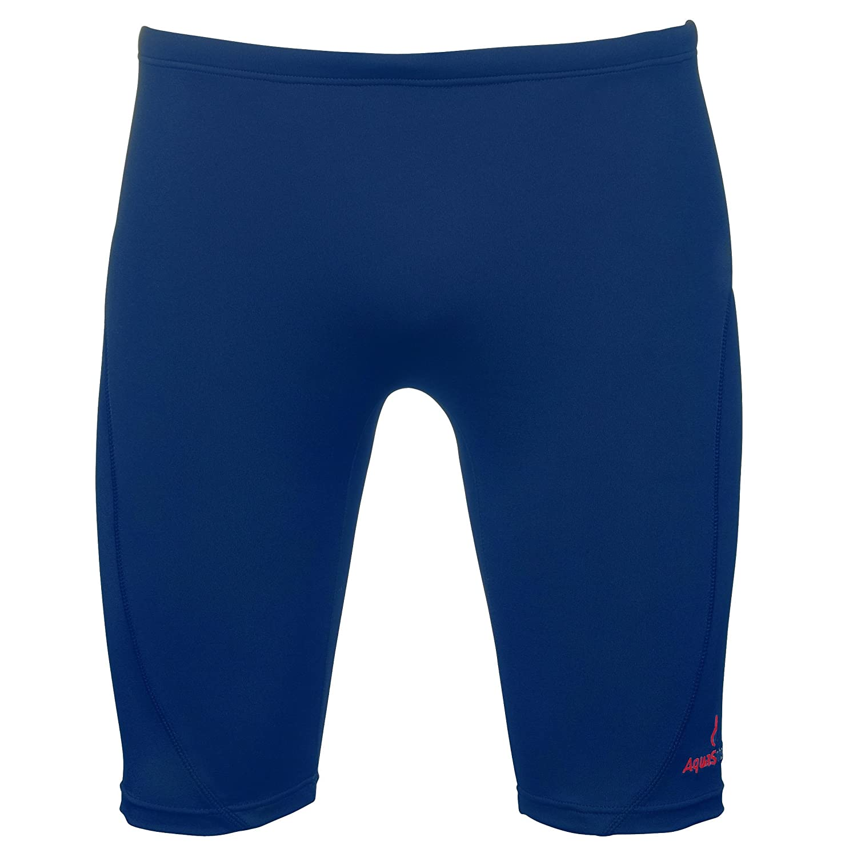 Aqua Sphere Mens Bangor Jammer Swimming Shorts (32) (BLACK)