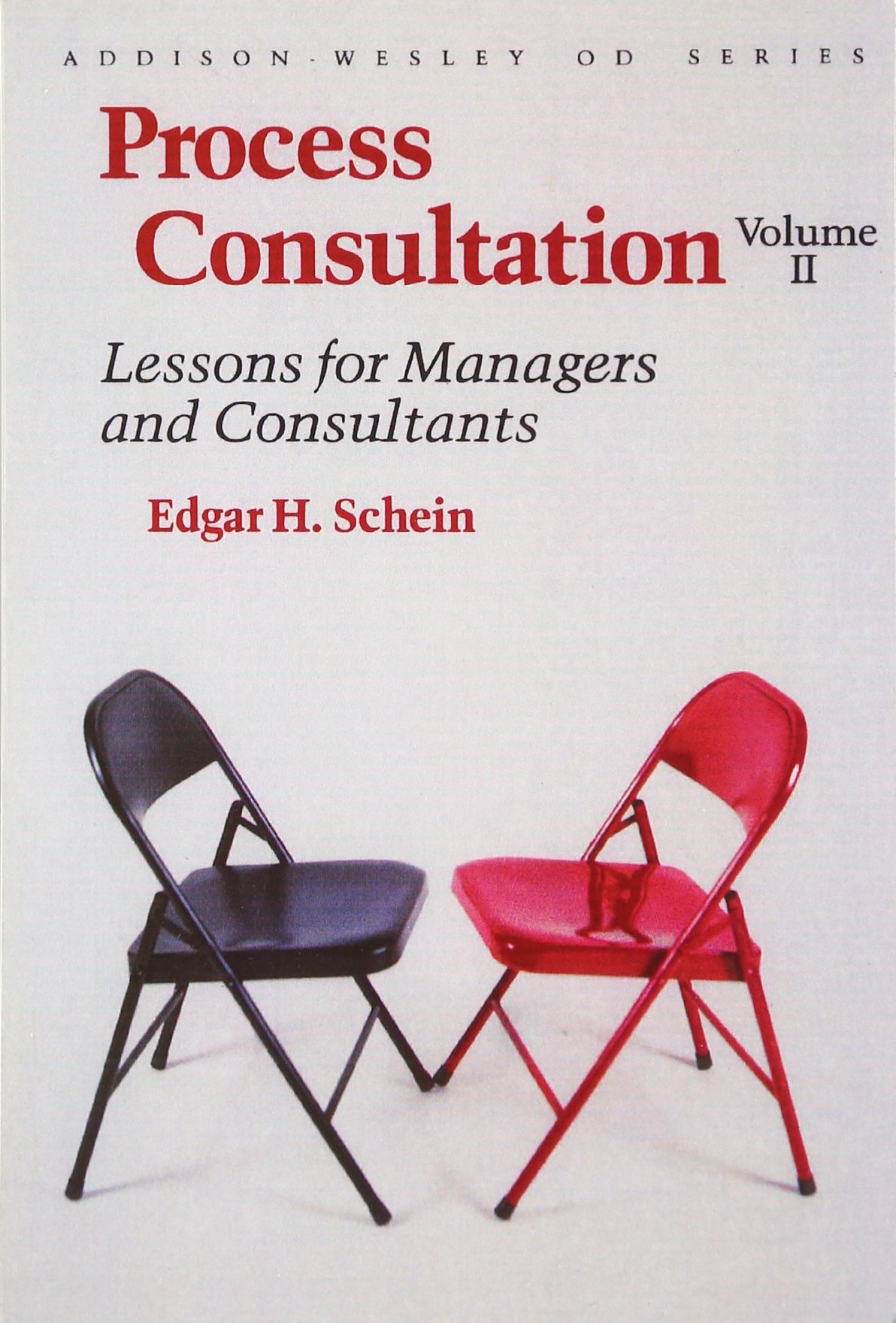 Process Consultation lessons for Managers and Consultants v 2