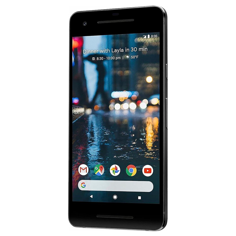 dffb8a64004 Amazon.com  Google Pixel 2 GSM CDMA Google Unlocked (Just Black ...
