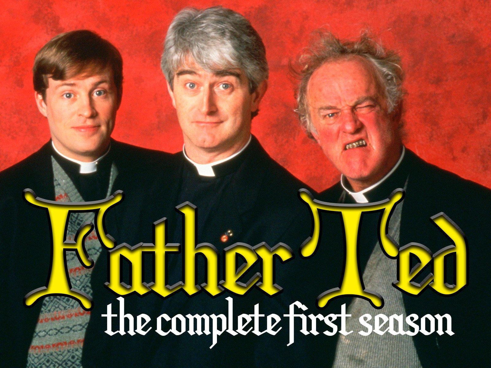 Amazon com: Father Ted: Ardal O'Hanlon, Dermot Morgan, Frank