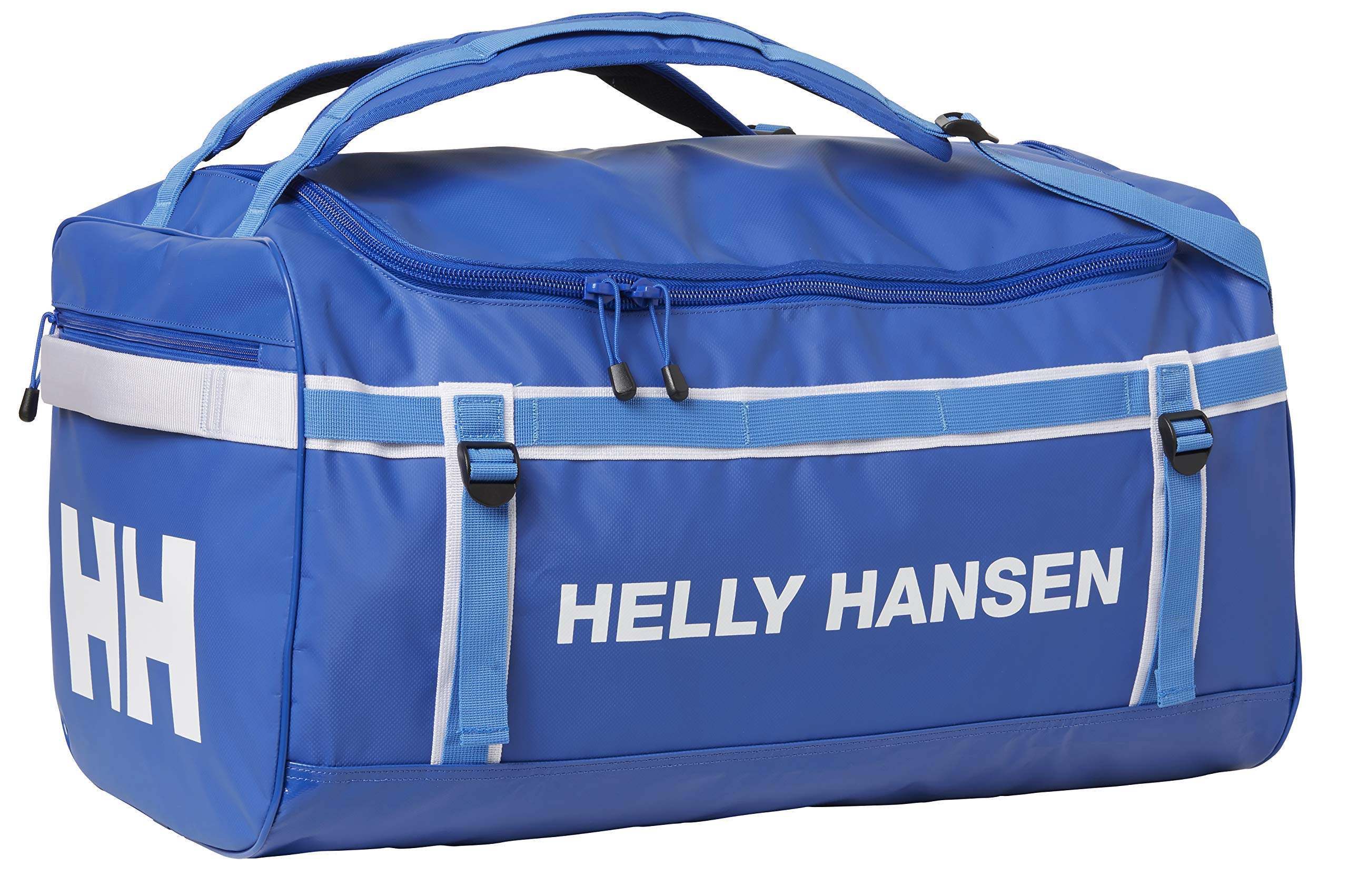 Helly Hansen Unisex Classic Durable Waterproof Duffel Bag, Olympian Blue, Standard/Large by Helly Hansen