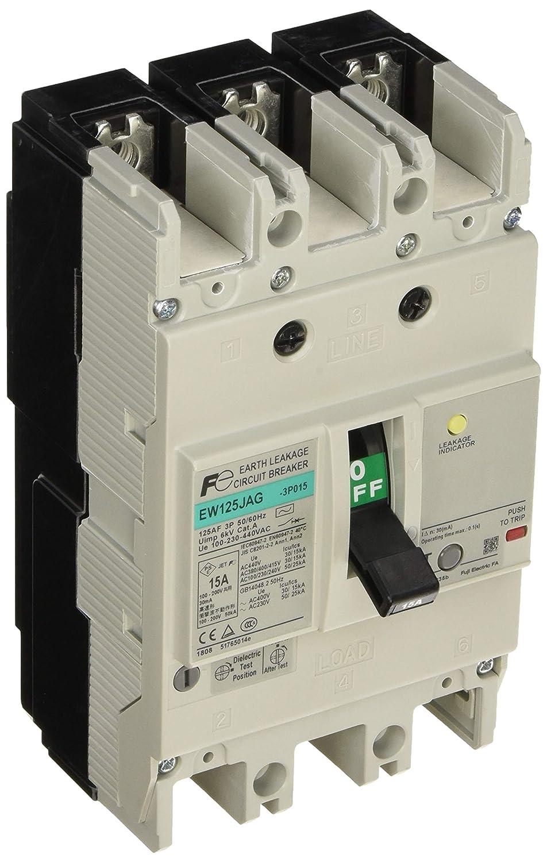 100%安い 富士電機機器制御 G-TWIN G-TWIN 漏電遮断器 B073BQRHSQ 一般配線用 15A JISCECCC品 15A EW125JAG-3P015B B073BQRHSQ, 海津町:45fe00d2 --- a0267596.xsph.ru