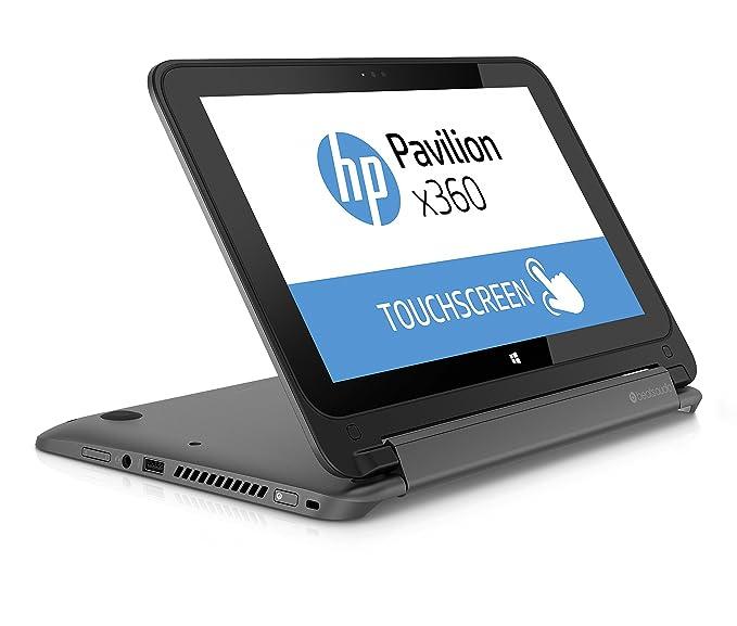 HP Pavilion x360 11-n003ns - Portátil convertible 2 en 1 de 11.6