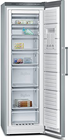 Siemens GS36NVI30 - Congelador Vertical Gs36Nvi30 No Frost: Amazon ...
