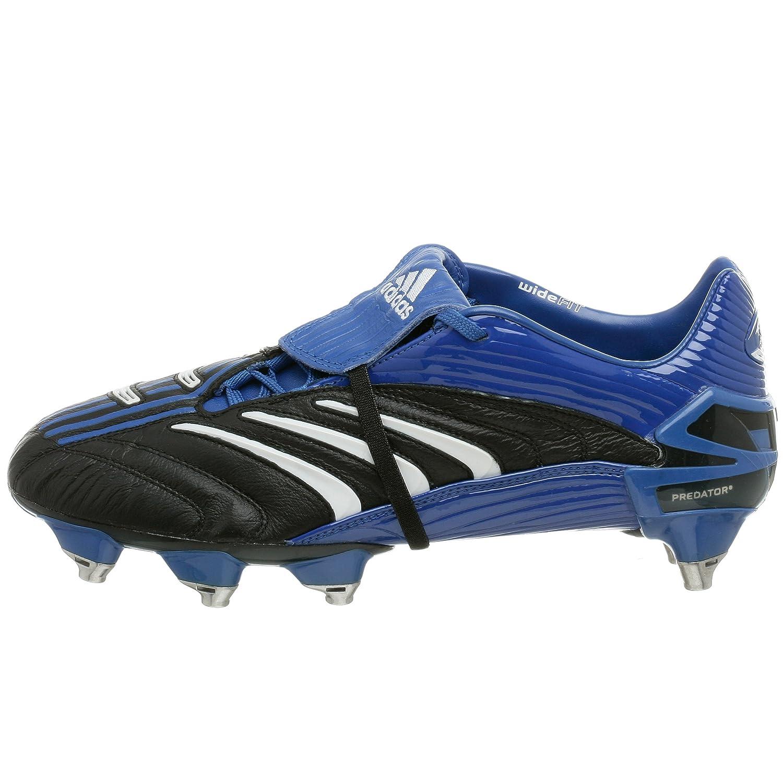 ce6225e56c58 adidas Men's +Predator Absolute Xtrx SG Rugby Shoe, Black/Rnwht/Mstrblu, 13  M: Amazon.co.uk: Shoes & Bags