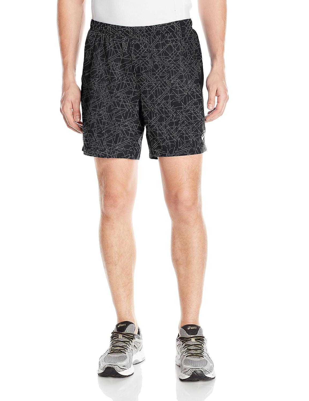 ASICS Mens Lite Show 7 Shorts ASICS Sports Apparel MS3239-P