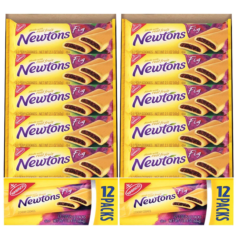 Nabisco Newtons Fig Chewy Cookies (2 oz., 24 pk.)