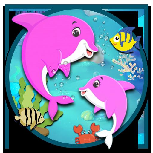 Cute Cartoon Fish Theme]()