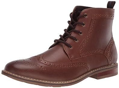 3527c275d11fe Nunn Bush Men's Parker Wing Tip Chukka Boot