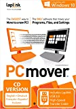 Laplink PCmover Professional 10 with SuperSpeed USB 3.0 Cable - 1 Use