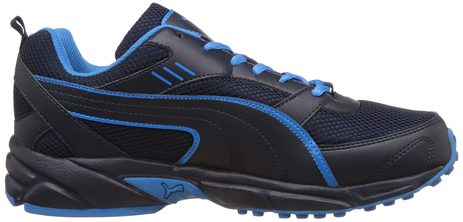 31e31baddfb3e0 Puma Men s Atom Fashion III Dp Total Eclipse and Cloisonne Running Shoes -  9 UK India (43 EU)  Buy Online at Low Prices in India - Amazon.in