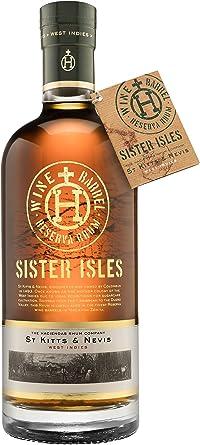 Sister Isles, Ron Dark Reserva - 700 ml