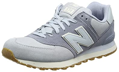 New Balance Herren Ml574sea Low-Top, Blau, One Size