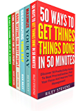 The 200 Best Daily Habits Box Set (6 in 1): Learn How To Achieve Success And Change Your Life With Over 200 Productive Habits (English Edition)
