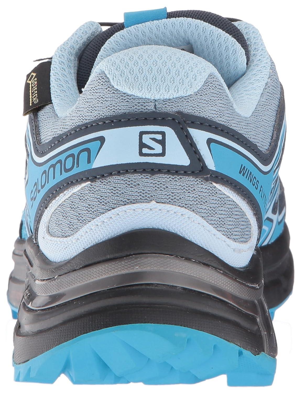 Salomon Salomon Salomon Wings Flyte 2 GTX W Windy Blau schwarz Blau Dream 485e00
