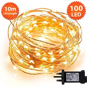 Sensational Micro Fairy Lights 100 Led 10M Warm White Indoor Christmas Lights Wiring Cloud Pimpapsuggs Outletorg