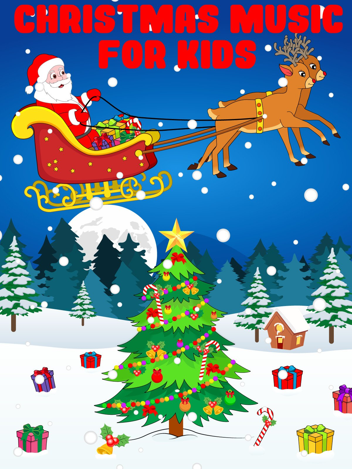 Amazon.com: Watch Christmas Music For Kids | Prime Video