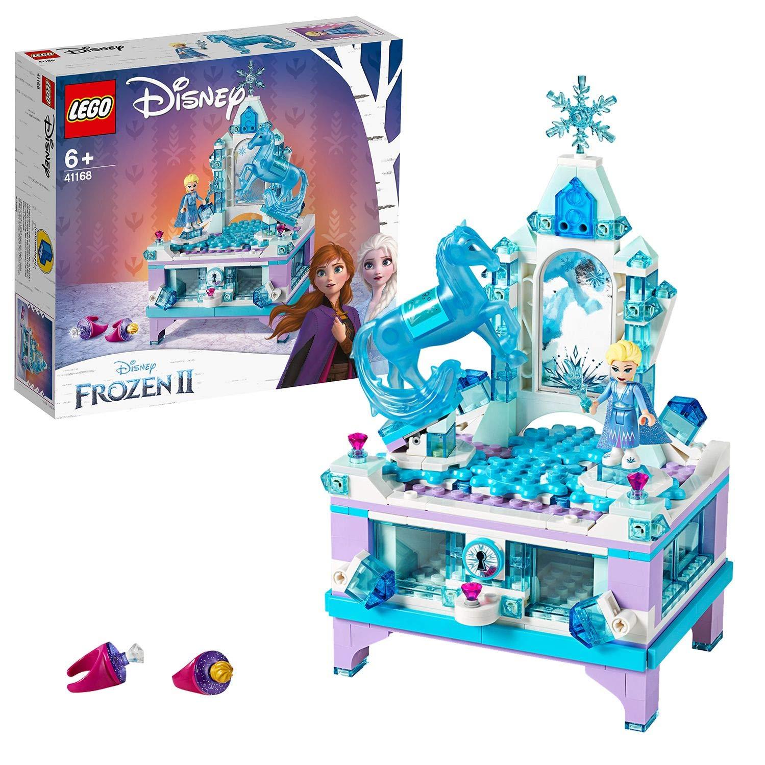 レゴ(LEGO) ディズニープリンセス アナと雪の女王2 エルサのジュエリーボックス 41168