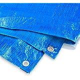 Bradas - Protector para superficies (4 x 6 m, 60 g), color azul
