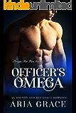Officer's Omega: M/M Non Shifter MPreg Romance (Omega For Hire Book 7)