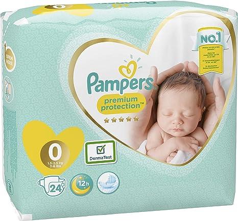 2,43 kg Pampers Pannolini Premium Protection
