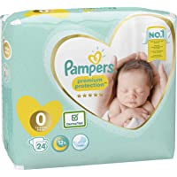Pampers - New Baby - Pañales - Talla