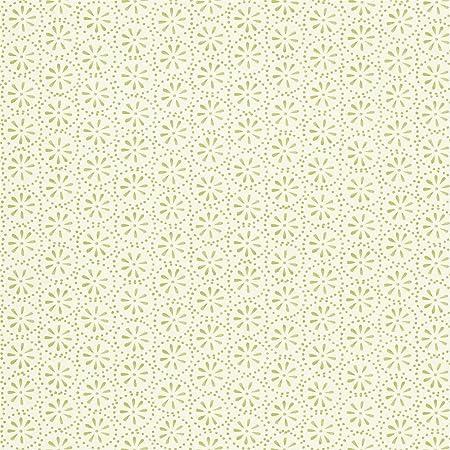 Moss Green - 213634 - Daisy Spot - Emma Bridgewater - Sanderson Wallpaper: Amazon.co.uk: DIY & Tools