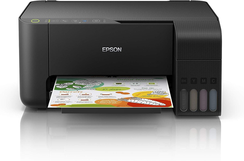 Epson EcoTank ET-2710 - Impresora multifunción (Inyección de Tinta ...