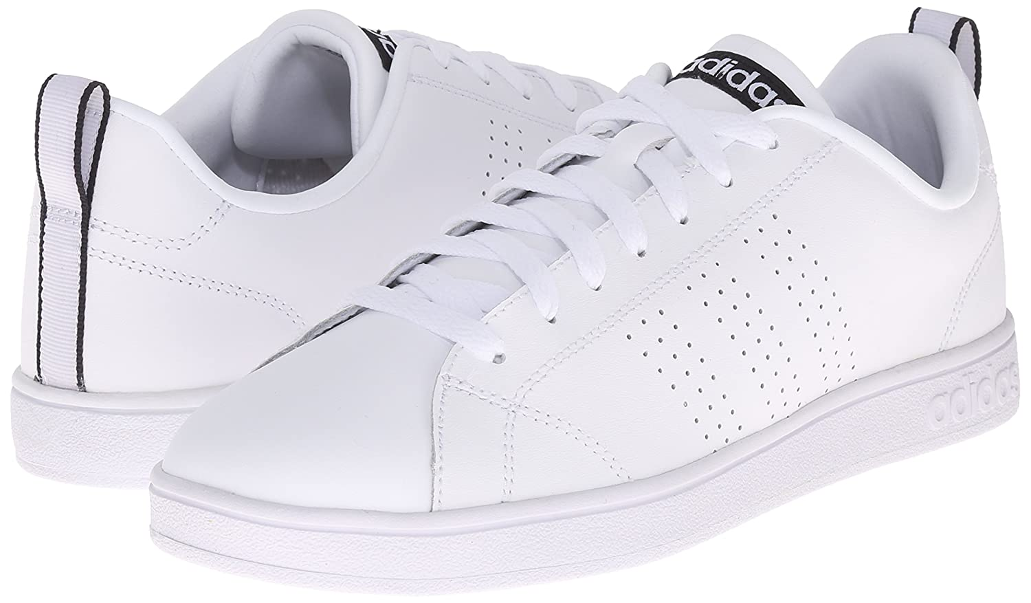 Amazon.com | adidas NEO Women's Advantage Clean Vs W Casual Sneaker |  Walking
